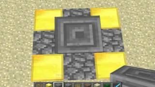 Как сделать портал в АД в minecraft pe 0.11.0 : 0.12.2 : 0.12.3