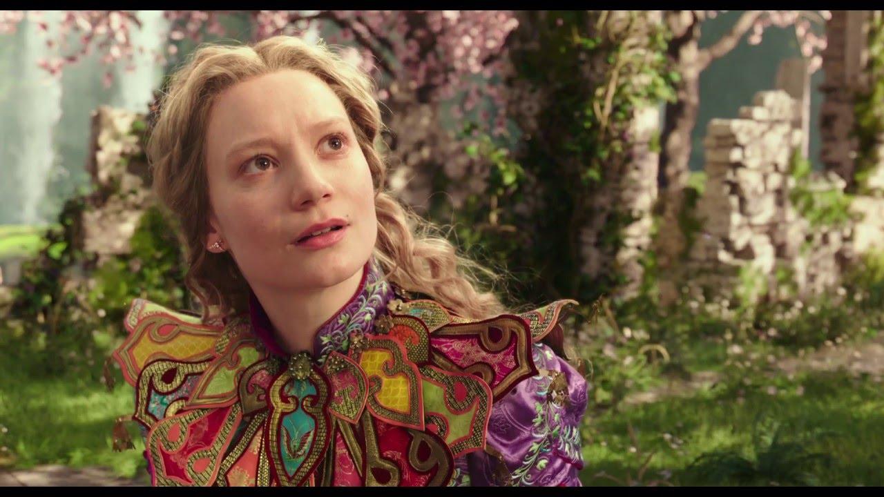 Alice attraverso lo specchio salvare il cappellaio clip dal film hd youtube - Film alice attraverso lo specchio ...