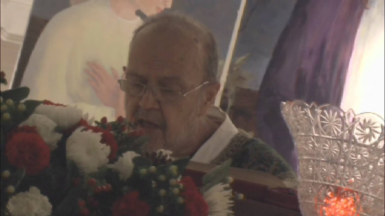 Holy Angels Altona Christmas Eve Mass  12-24-15