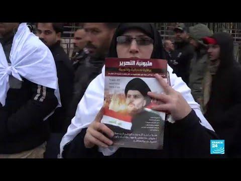 Irak : Moqtada al-Sadr, symbole de la résistance