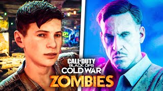 EXCITING NEWS FOR RICHTOFEN in COLD WAR ZOMBIES...