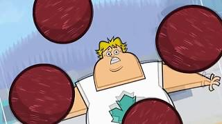 Total Drama Island - ep 5 - Not Quite Famous   HD