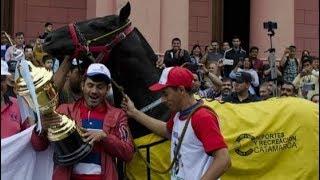 AMERICANO y JACINTO - Los campeones del pueblo