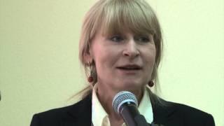 Дни поэзии в ЮФУ, 2013: Олеся Николаева (2 день)