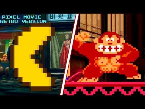 Pixel Movie - Retro trailer version