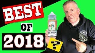 Best Tasting E Juice 2018 - an e-juice review