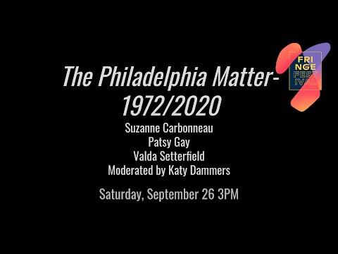 Fringe Festival Talk: David Gordon and The Matter