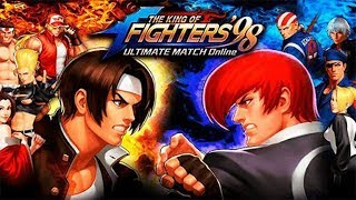 VAMOS VER QUANTOS CONSIGO VENCER – THE KING OF FIGHTERS 98 ULTIMATE MATCH FINAL EDITION