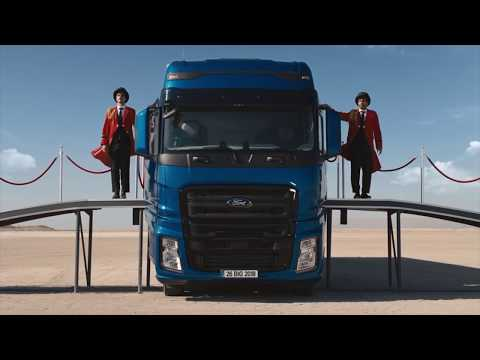 Ford Trucks Europe - Avto Magazin Sezona 23 Epizoda 3