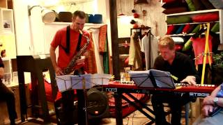 Kohan-Ferrarini Duo - Adios Nonino (Astor Piazzolla), Geneva, Switzerland