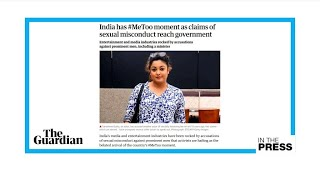 #MeToo: A year later, movement finally reaches India, engulfs high-profile men