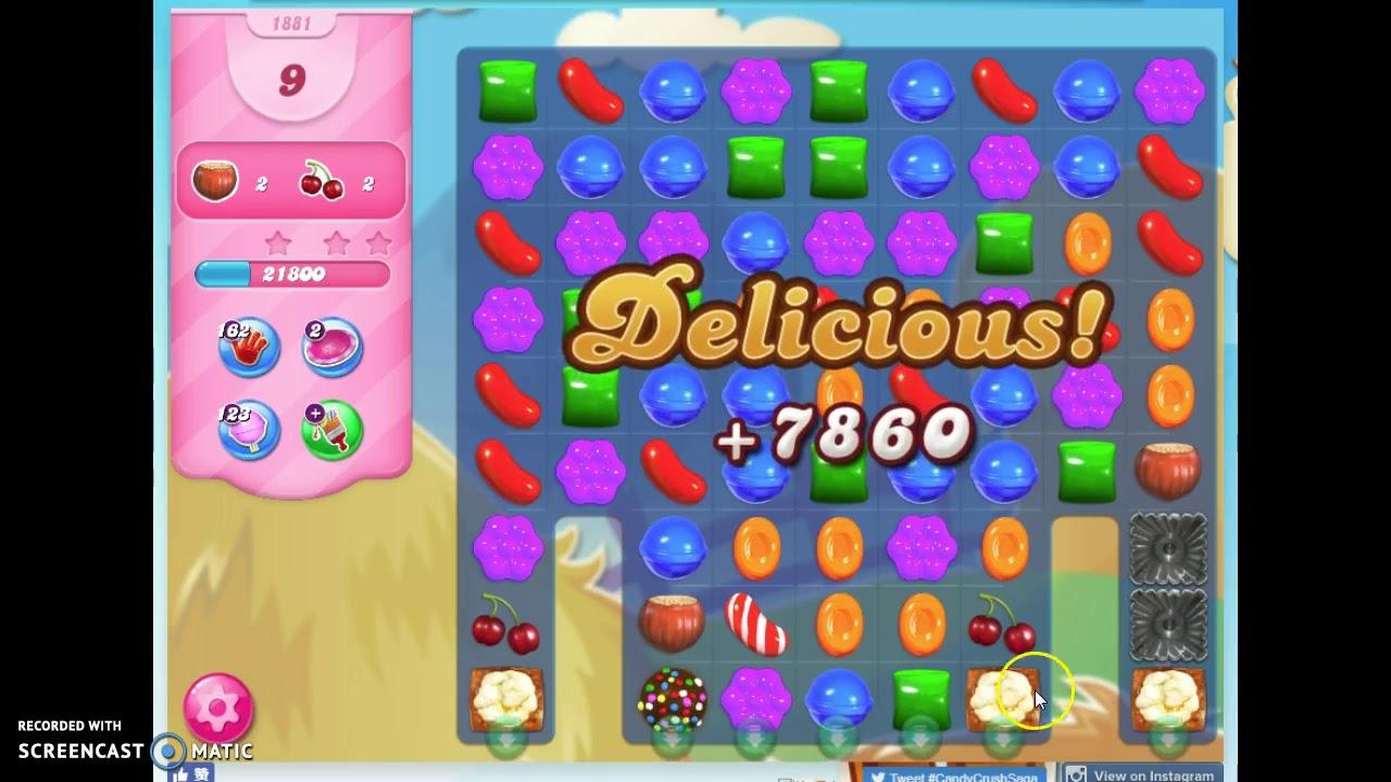 Candy Crush Level Гјbersicht