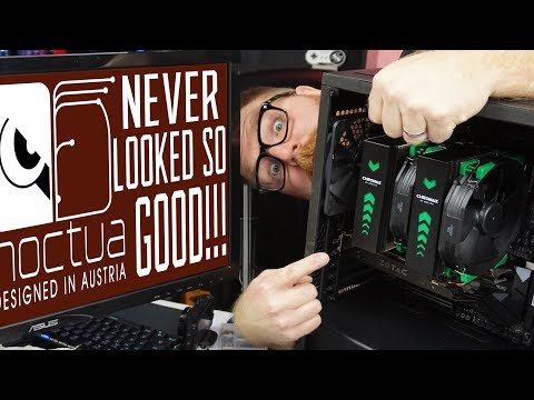 Noctua NH-D15 Chromax Review and Install Guide - Ryzen Upgrade Episode #1