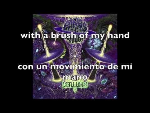 Rings of saturn -  Servant of this sentience lyrics sub español (Ultu Ulla New 2017)