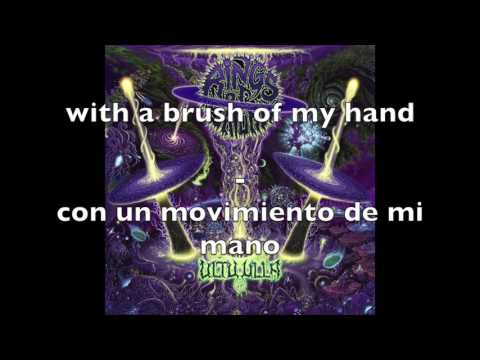 Rings of saturn -  Servant of this sentience lyrics sub español