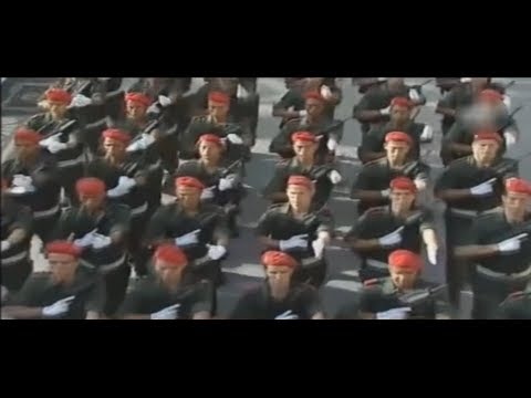 Hell March Morocco Army | 2014 | HD | 720 [Ver.2]