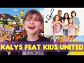 KALYS de STUDIO BUBBLE TEA feat KIDS UNITED & OR