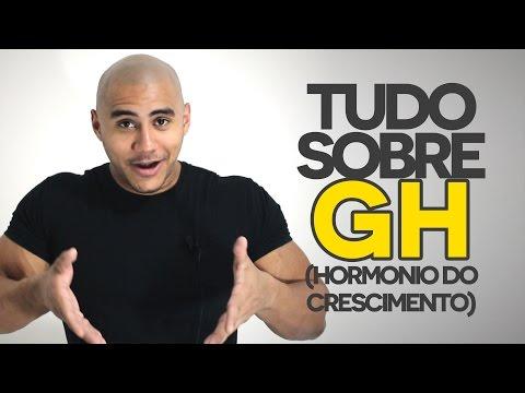 GH - HORMÔNIO DO CRESCIMENTO