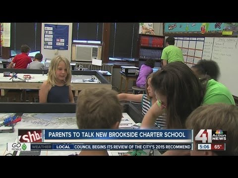 Parents to talk about new Brookside charter school