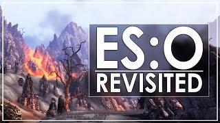 """Elder Scrolls: Online - Tamriel Unlimited - """"Is It Worth Trying Now?"""""""