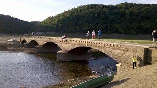 Brücke Asel 2015 Edersee