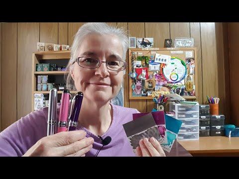The Fountain Pen Addict Tag!