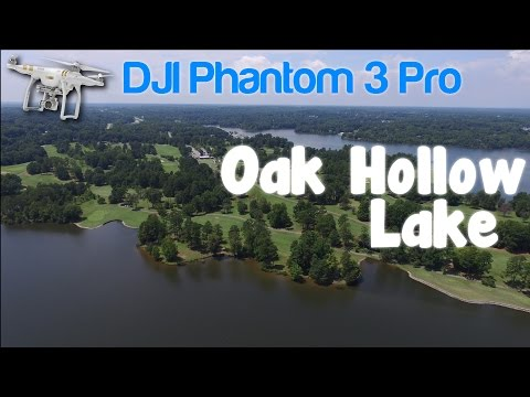 Oak Hollow Lake - High Point, NC
