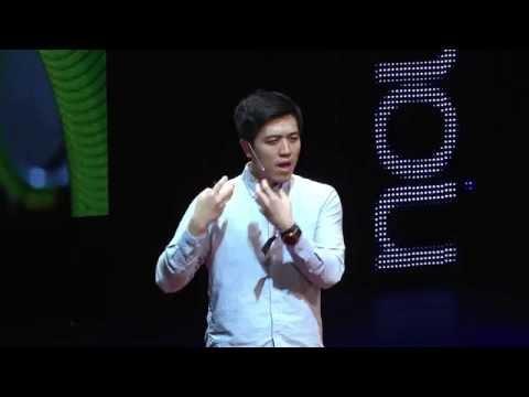 Let the used cooking oil fly | Stone Liu | TEDxSuzhou
