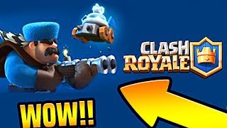 OMG!!  *NEW* Clash Royale Card!? WHAT IS THIS!?