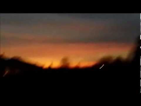 "Wow! GIANT ""Being"" & UFO Toher On Camera MUST SEE 2014"