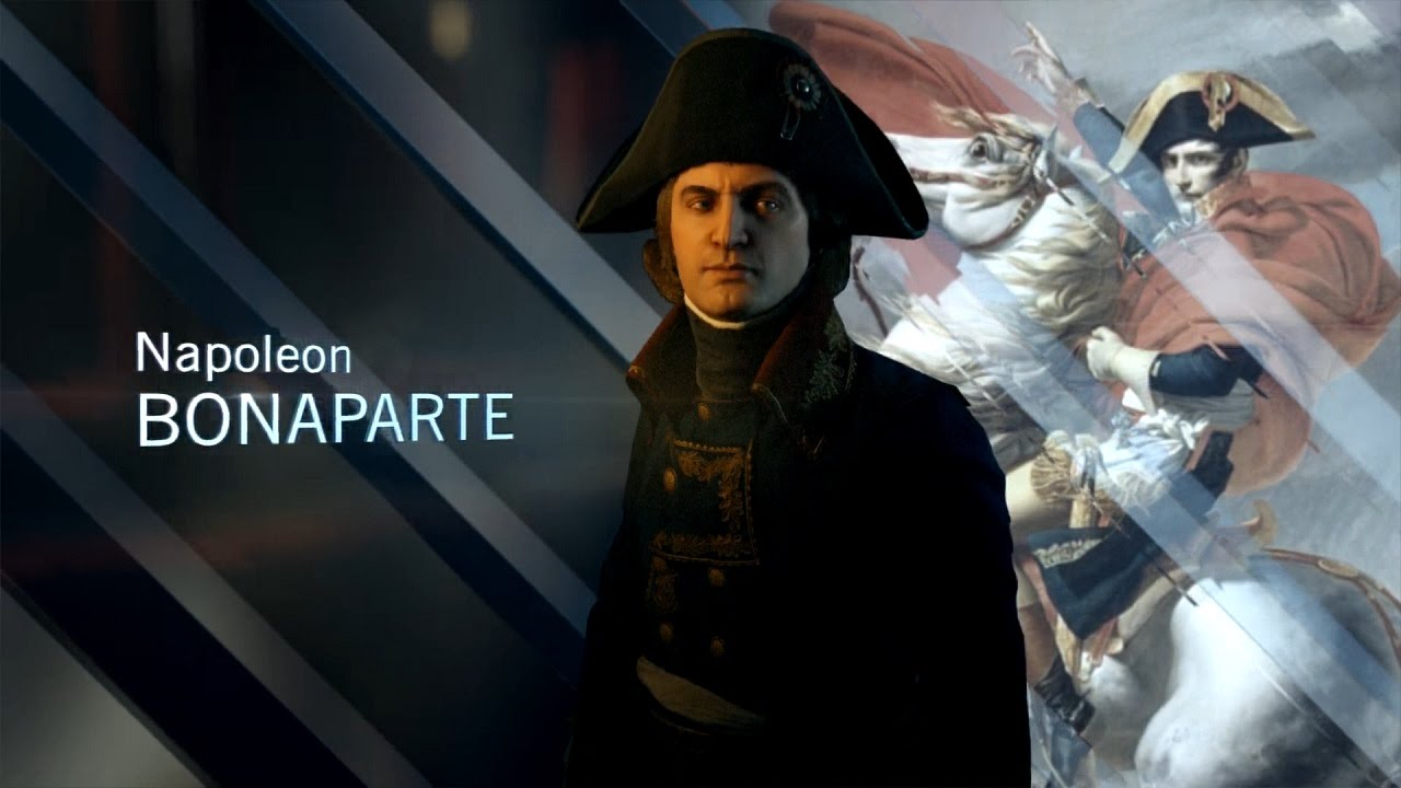 Assassin S Creed Unity Co Op Protect Napoleon Youtube