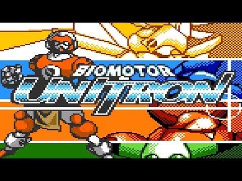 A Look at Biomotor Unitron
