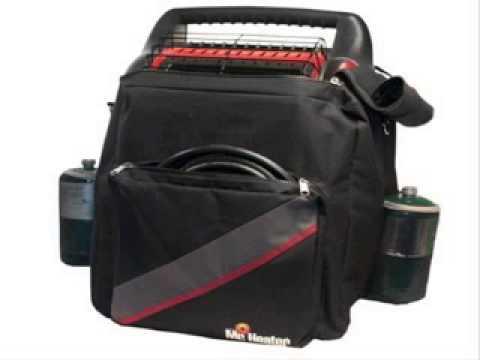 Mr Heater Big Buddy Carry Case 18b Youtube