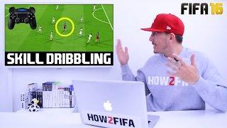 FIFA 16 Dribbling Tutorial | L2/R2 Skill-Dribbling im Angriff