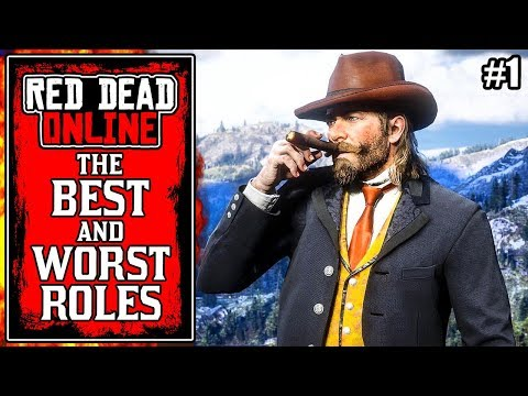 RANKING EVERY ROLE From WORST To BEST In Red Dead Online (RDR2 Best Roles)