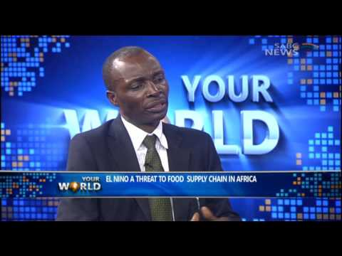 El Nino a threat to food supply chain in Africa: Dr Patrick Njobeh