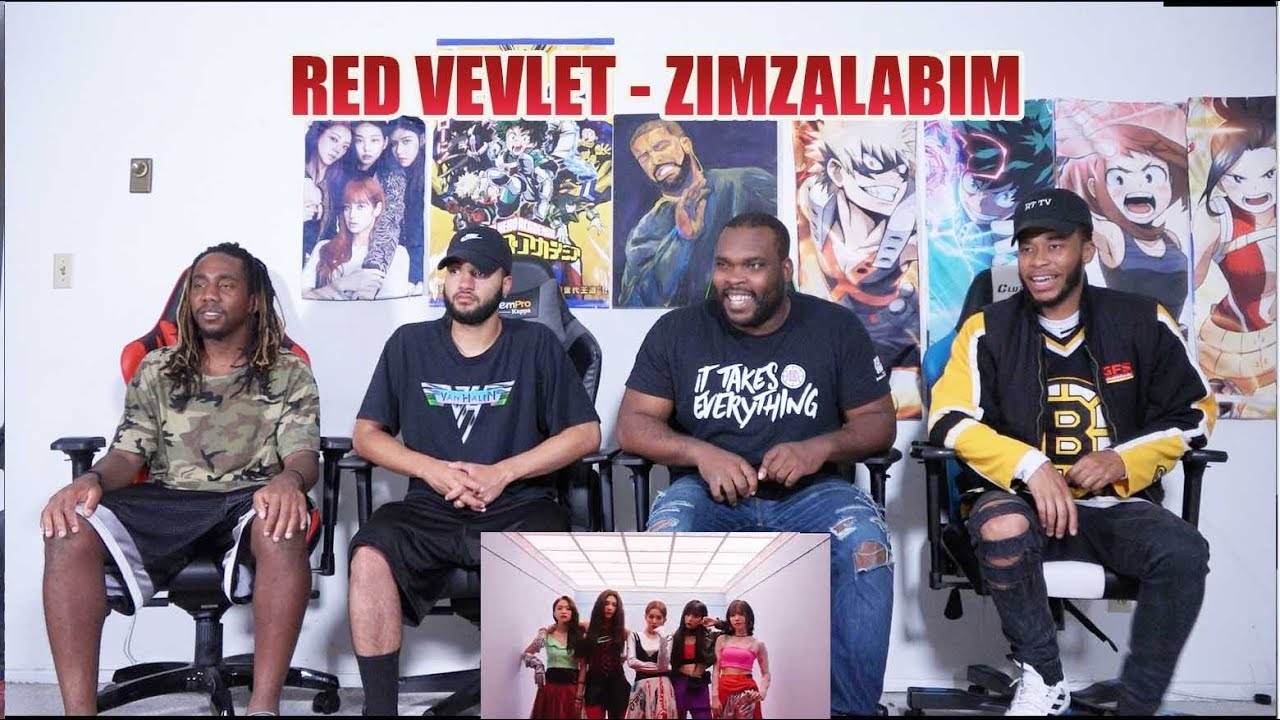 Red Velvet 레드벨벳 '짐살라빔 (Zimzalabim)' MV REACTION / REVIEW