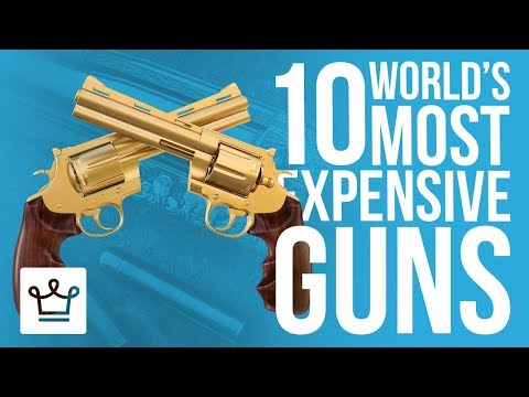 Download Youtube: Top 10 Most Expensive Guns In The World