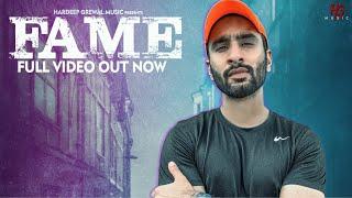 Fame (Hardeep Grewal) Mp3 Song Download