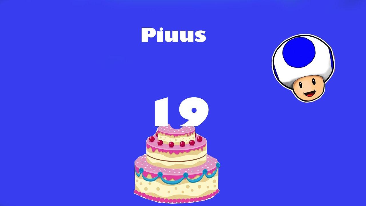 Video Geburtstag