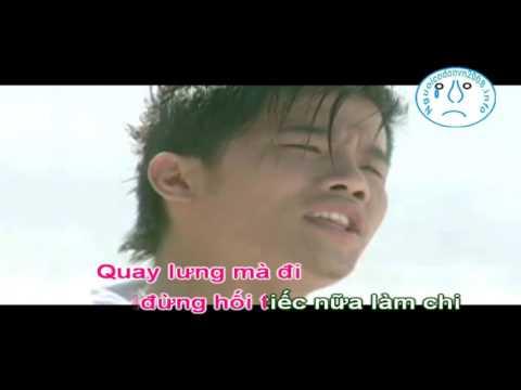 Karaoke Quay lưng mà đi - Thái Phong Vũ - Nguoicodonvn2008.info ( Dual)