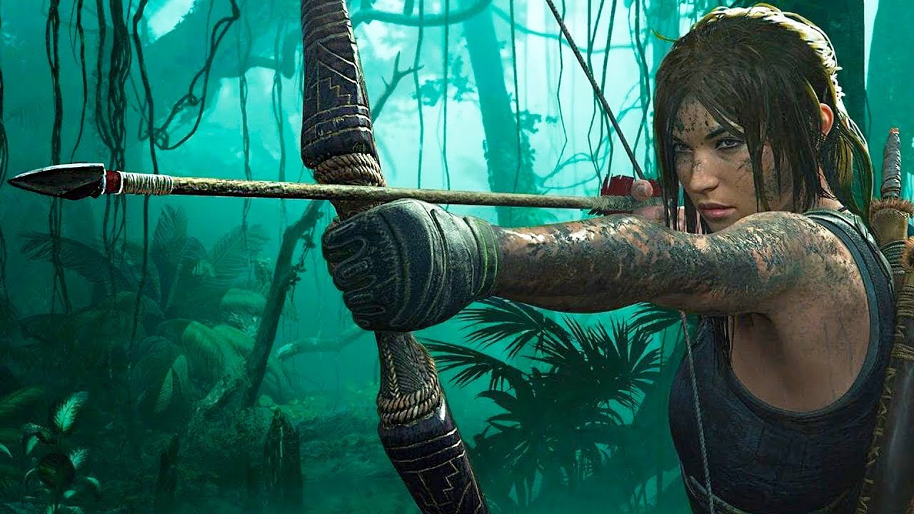 Shadow of the Tomb Raider - Pelicula Completa en Español - PC 2018 [1080p 60fps]