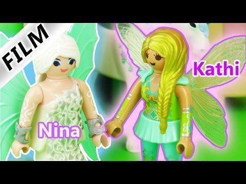 Playmobil Film deutsch | WAS IST MIT NINA & KATHI PASSIERT? Ausflug ins Feenland