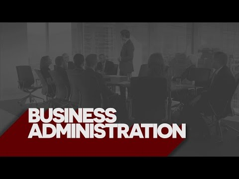UNOH - Business Administration Degree