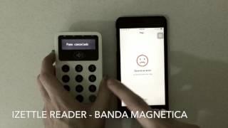 Realizando cobros con Izettle reader (Lector Bluetooth)