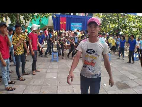Thử thách liên hoàn đợt 1 THPT Trần Phú