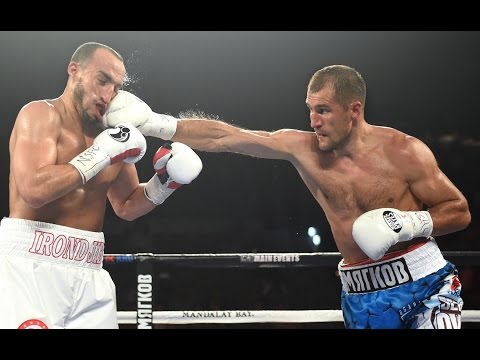 Sergey Kovalev vs Nadjib Mohammedi Full Fight Highlights 2015