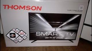 Телевизор Thomson T32D19DHS-01B - обзор