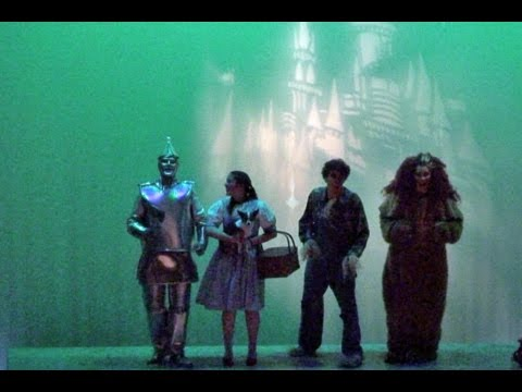 Grant High School - Performing Arts Dept - The Wizard of Oz - Cast B - May 11, 2006