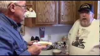 Crockpot Meals For Real Men- Episode #8: Navy Bean Soup & Ukrainian Honey Cake